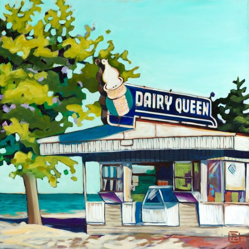 Dairy Queen on the Beach III