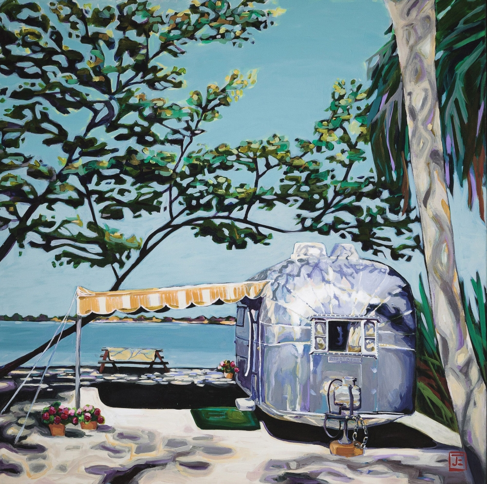 Airstream at Fort DeSoto